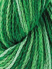 Plymouth Yarn - Plymouth Yarn® Cleo Tones Lettuce