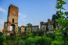 Miejsca opuszczone na Dolnym Śląsku często są zaniedbane. Niektóre z nich najlepiej fotografować wczesną wiosną. Przed Wami 7 takich obiektów.