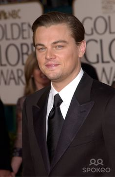 Jan 16, 2005; Beverly Hills, CA: LEONARDO DiCAPRIO at the 62nd Annual Golden Globe Awards at the Beverly Hilton Hotel.