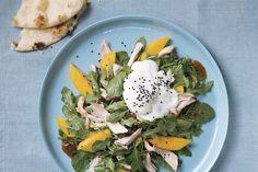 ... salad with yogurt more chicken yogurt recipe food roasts mango salad