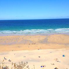 Tolcarne Beach, Cornwall