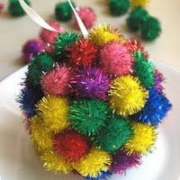 30 Homemade Christmas Ornaments for the Kids | hands on : as we grow