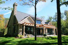 house exteriors ranch/cottage style | European Cottage