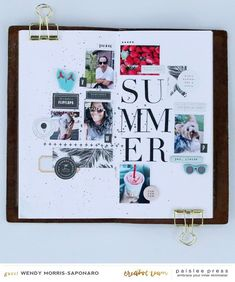 Summer Faves by wendymorris at Studio Calico