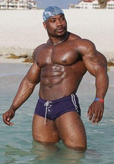 Black muscle men with big cocks