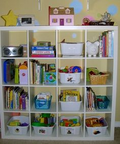 Space for Living Organizing | Kids' Toy Storage Solution