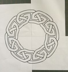 … Celtic Symbols, Celtic Art, Celtic Knots, Costume Viking, Bone Crafts, Celtic Knot Designs, Clock Art, Celtic Patterns, Wood Carving Patterns