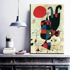 Just launched! Joan Miro Figures and Dog in Front of the Sun Master Canvas Giclee Print http://www.theartgalleryshopnyc.com/products/joan-miro-figures-and-dog-in-front-of-the-sun-master-canvas-giclee-print?utm_campaign=crowdfire&utm_content=crowdfire&utm_medium=social&utm_source=pinterest