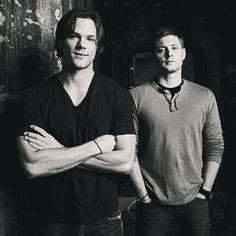 My Handsome Boys  Jensen and Jared ❤❤ #Sam&Dean