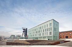 Galeria zdjęć - Nowe Muzeum Śląskie - zdjęcie nr 4 - - Architektura Murator
