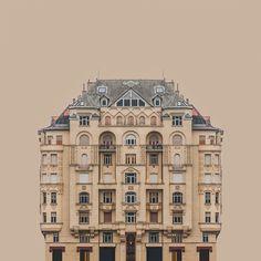 : : H & A : : tumblr — archatlas:   Urban Symmetry Zsolt Hlinka Urban...
