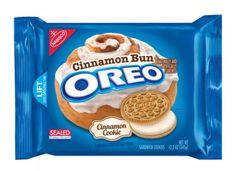 Cinnamon Bun-Flavored Oreos Have Arrived