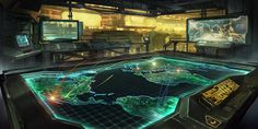 """Command & Conquer goes free-to-play today """"EA-developed MMO strategy game Tiberium Alliance has entered open beta phase. Futuristic City, Futuristic Technology, Cool Technology, Futuristic Architecture, Energy Technology, Technology Gadgets, Hologram Technology, Cyberpunk 2020, Teaching Technology"""