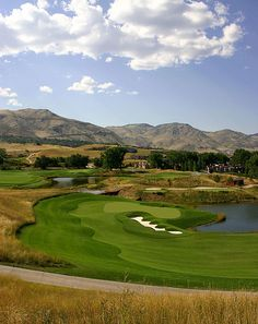 Fossil Trace Golf Course  Golden, CO