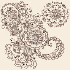 Curly design
