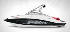 Find the Best Barefoot Water Skiing Boom for your 2007 Sea Doo Speedster 230 Wake at The Footer's Edge…
