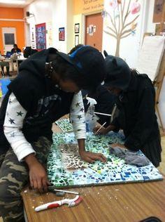 Detroit Neighborhood Arts Workshops (DNAW) East