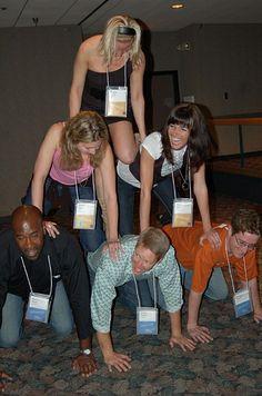 Pyramid! - AIGA Lead