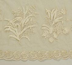 Dress1805–10 Culture: British Medium: silk, cotton
