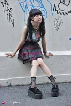 130831-9313 - Japanese street fashion in Harajuku, Tokyo