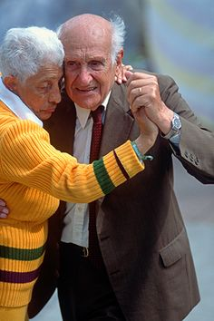An elderly couple dances the tango. History, Culture and Tradition; in keeping with my story http://www.amazon.com/With-Love-The-Argentina-Family/dp/1478205458