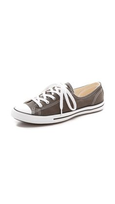 Converse Low Top Sneakers.