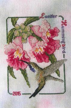 Crossed Wing Collection - Cross Stitch Patterns & Kits - 123Stitch.com