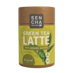 Matcha: Real matcha is pricey stuff, but the flavor has caught on in such a big way that the powder version has become more accessible.
