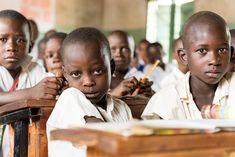primary school in Marambeka, Tanzania