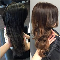 From Compromised To Tasteful Sombre | Modern Salon