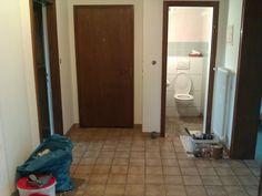 """2012 """"Private Wohnung"""" (Kunde) Renovieren, Tapezieren, Teppichboden verlegen!"""