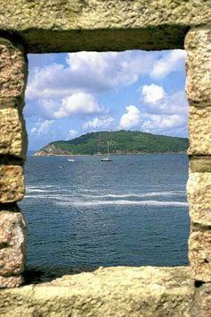 Fortaleza de Montereal. Vigo