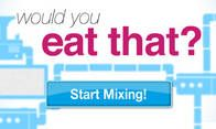 Museum of Science and Industry | Would you eat that? online game about food ingredients/additives