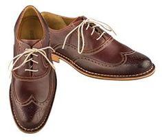 AC Men's Casual Wingtip Shoes | The J. Peterman Company