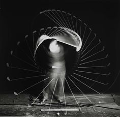 Bobby Jones, the golfer, by Harold E. Edgerton, 1938