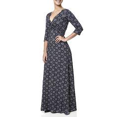 d449a0da4 Vestido Longo Feminino La Gata - Compre Agora