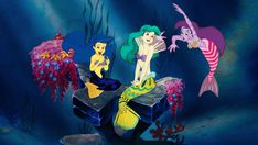 What Kind Of Mermaid Would You Be?