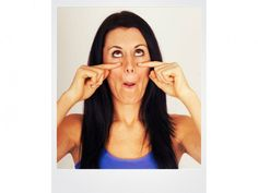 Facial Exercises: 5 Anti-Ageing Face Yoga Tricks You Can Try At Home | Marie Claire