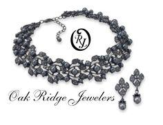Great #bridal look #bridesmaids or #motherofthebride for less than $50 get it at OakRidgeJewelers.net Oak Ridge, Wedding Styles, Bridesmaids, Jewels, Bridal, Bracelets, Accessories, Bangles, Jewelery