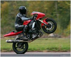 Bike Stunt Wheelie