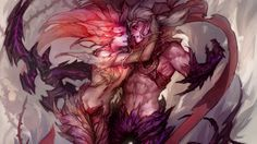 Zyra and Varus by Mowblack on @DeviantArt