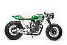 8negro: Mash 400cc Scrambler:: THE GREEN GOBLIN:: Wrench K...