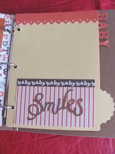 Mini album- Babycakes