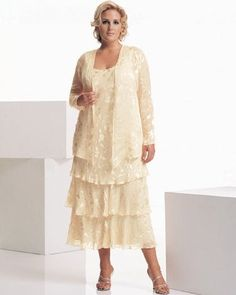 I like this one a lot! Mother of the bride dress? - Would somewhat match what I am thinking of wearing Don't click the link, just advertising