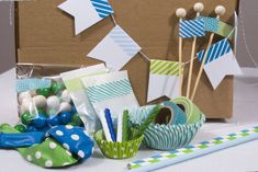 party in a box - Google Search