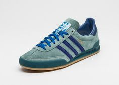 adidas Jeans MKII (Vista Green / Dark Blue / Viridian)