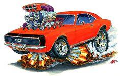 Madd Dogg's Muscle Car Art | Coffee Mugs