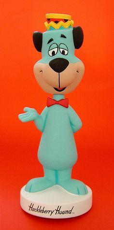 Funko Huckleberry Hound Wacky Wobbler