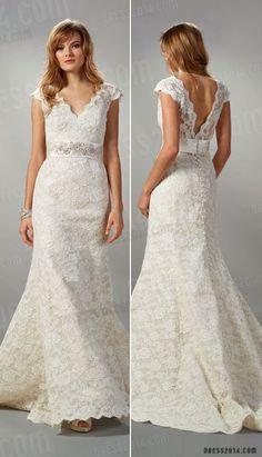 Gorgeous Wedding Dresses Under $200! Accessories under $10! This site is amazing.