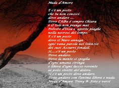Poesia  Nuda d'Amore e Foto Immy Dany B.